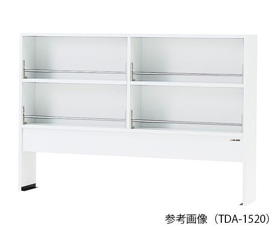 AS ONE 3-5847-13 TDA-1520 Reagent Shelf (Single-Sided Type) 1500 x 200 x 1000mm