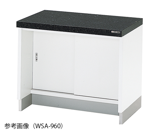 AS ONE 3-4586-12 WSA-1260 Balance Table (For Even Balance) 1200 x 600 x 750mm