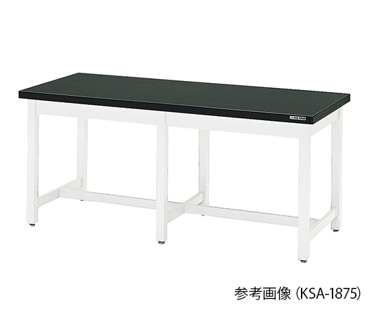 AS ONE 3-5803-13 KSA-1875 Workbench (Wood) 1800 x 750 x 800mm
