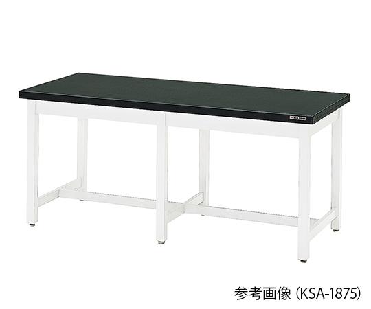 AS ONE 3-5803-14 KSA-2475 Workbench (Wood) 2400 x 750 x 800mm