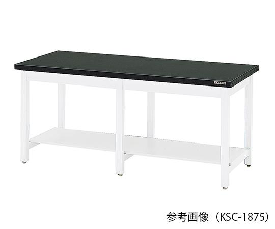 AS ONE 3-5805-14 KSC-2475 Workbench (Wood) 2400 x 750 x 800mm