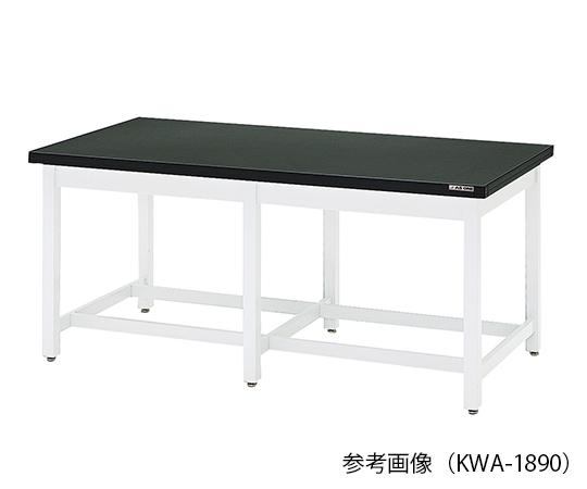 AS ONE 3-5807-14 KWA-2490 Workbench (Wood) 2400 x 900 x 800mm
