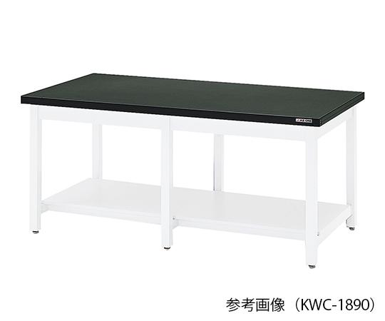 AS ONE 3-5809-14 KWC-2490 Workbench (Wood) 2400 x 900 x 800mm