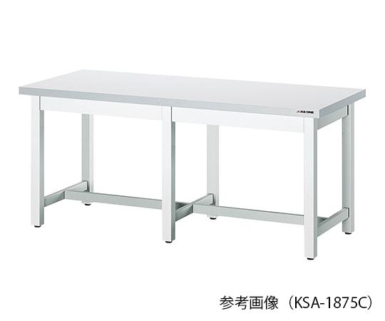 AS ONE 3-2007-12 KSA-1575C Ceramic Top Board Workbench 1500 x 750 x 800mm