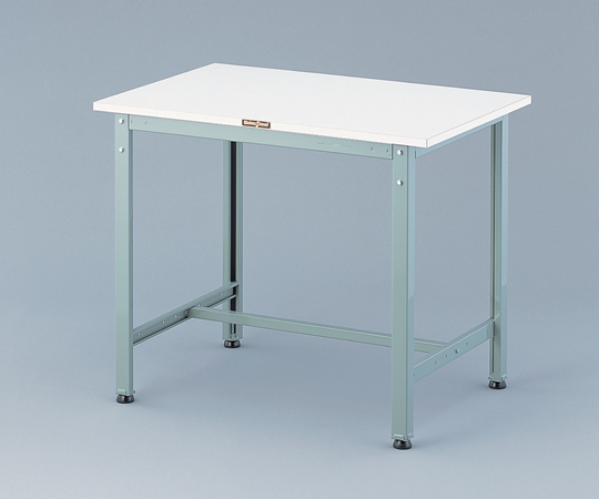 AS ONE 1-9191-04 AE-1260 Plastic Decorative Plate Workbench Green 1200 x 600 x 740mm