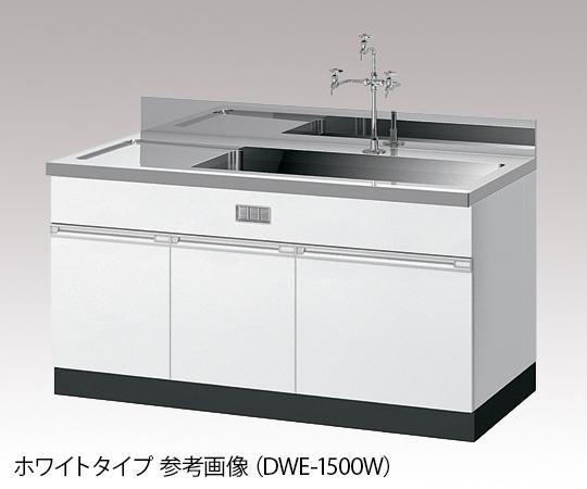 AS ONE 3-7746-04 DWE-1860 Sink Stainless Steel (SUS304) 1800 x 600 x 800mm