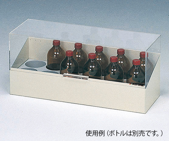 AS ONE 3-5015-01 BS-12 Safety Bottle Stand