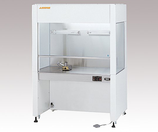 AS ONE 3-1145-02 ICB-1300J Bio Clean Bench (ISO 5 (class 100), 1270 x 485 x 720mm)