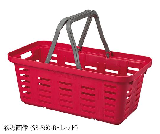 RING STAR SB-560-R Tool Box (Super Basket) Red 560 x 295 x 220mm
