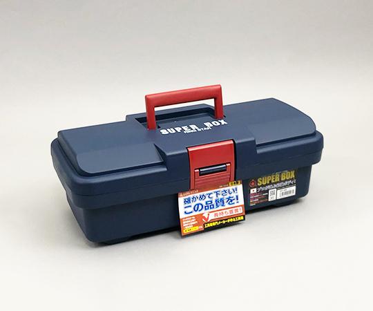 RING STAR SR-385-B Tool Box (Super Box) 202 x 385 x 140mm Blue