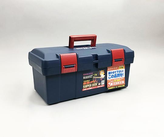 RING STAR SR-450-B Tool Box (Super Box) 243 x 450 x 210mm Blue