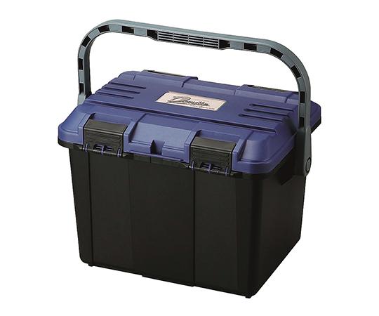 RING STAR D-4700-B Tool Box Blue/Black (Blue/Black, 27L, Load tolerance 613 kg)