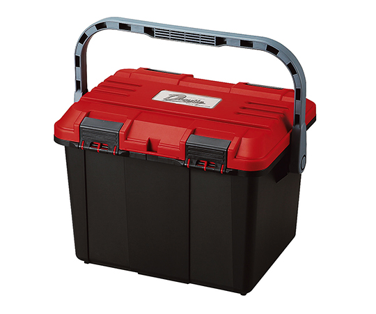 RING STAR D-4700-R Tool Box (Red/Black, 27L, Load tolerance 613 kg)