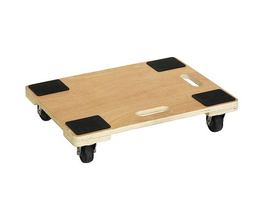 ASTAGE WHD-3 Wooden Flat Cart WHD 3 Approximately 600 x 450 x 130