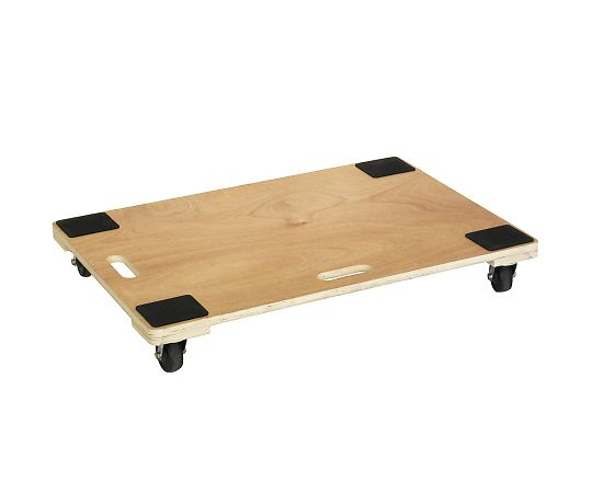 ASTAGE WHD-5 Wooden Flat Cart WHD 5 Approximately 900 x 600 x 130