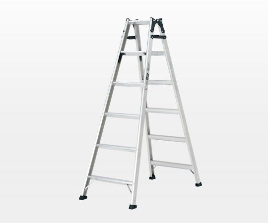 ALINCO INCORPORATED MXB-180FX Stepladder 6 Stages 632 x 1217 x 1700mm