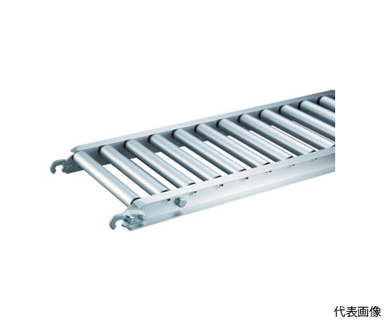TRUSCO NAKAYAMA VRAL3815F6001002000 Aluminum Roller Conveyor Φ38