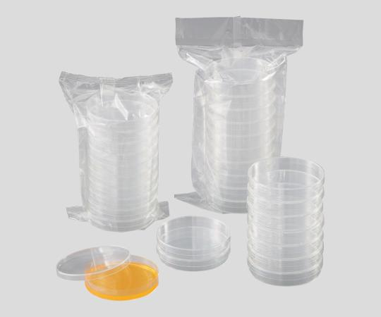 AS ONE 1-9467-02 Acept Petri Dish (Electron Beam Sterilization) φ90 x 20mm 10 Pieces x 50 Pack