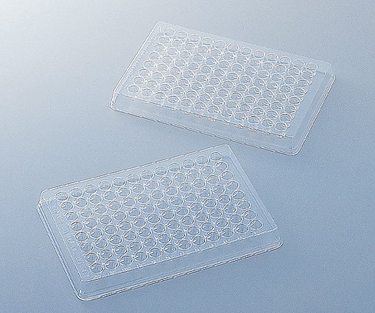 AS ONE 2-4623-01 Disposable Plate 96 Hole Plate