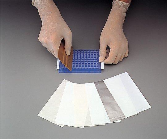 Băng keo niêm phong Microplate Polyolefin màu trong suốt 0.08mm 3M 9793