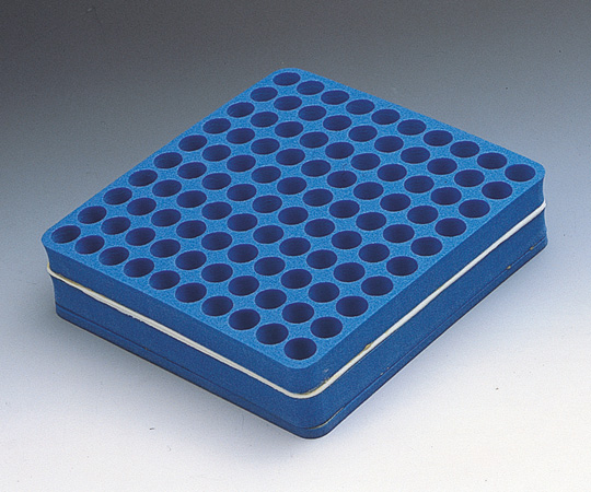 AS ONE 2-4351-02 RB-100 Sample Protection Rack 196 x 207 x 50mm