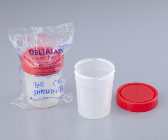 AS ONE 6-9541-11 409726 Food Specimen Container 150mL