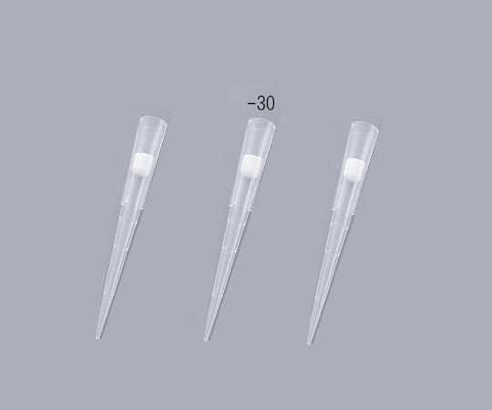 AS ONE 1-7910-30 2069-HR Filter Tip (ART) 1 - 200μm 58.8mm 96/Rack x 10 Racks