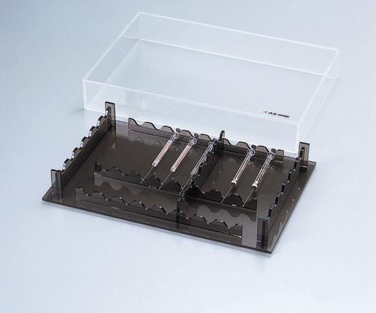 AS ONE 2-1067-01 Syringe Tray 349 x 233 x 56mm