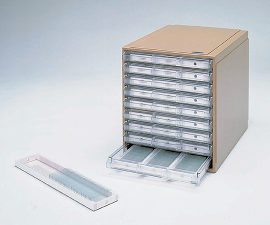 AS ONE 2-159-01 Organize Box 9 Stages 304 x 450 x 400mm