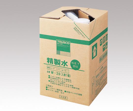 TRUSCO NAKAYAMA W-20 Purified water