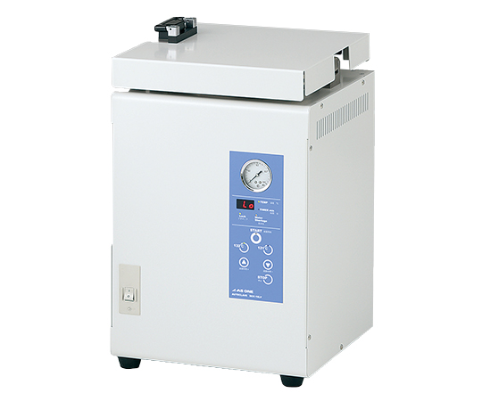 AS ONE 2-803-01 NCC-16LV Science Autoclave 16L 121oC / 132oC