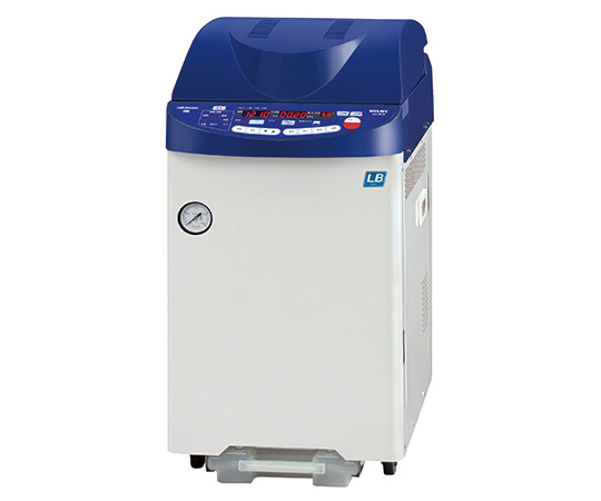 HIRAYAMA HG-50LB High-Pressure Steam Sterilizer 0.3 MPa 50.2 L