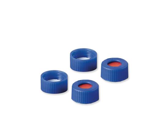 LLG Labware 9151819 Auto Sampler Vial LLG Labware Blue Cap 100 Pieces