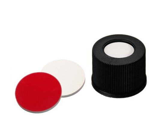 LLG Labware 13150815 Auto Sampler Vial LLG Labware Black Cap 100 Pieces