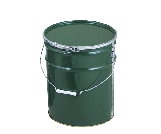 AS ONE 1-1806-06 Metal Can Pail 20L