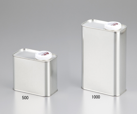 AS ONE 1-3797-02 Square Can 1000mL