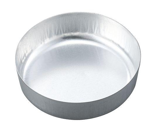 Eagle Thermoplastics D70S-100 Aluminum Flat Plate 80mL 100 Pieces
