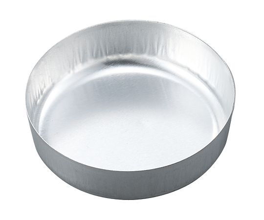 Eagle Thermoplastics D140S-100 Aluminum Flat Plate 140mL 100 Pieces
