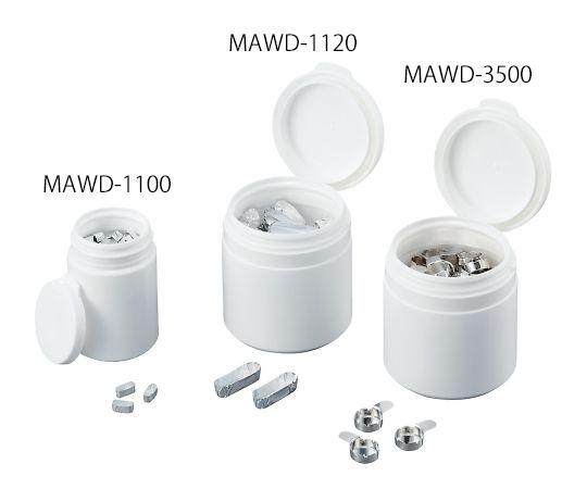 Eagle Thermoplastics MAWD-1120 Micro Aluminum Plate 1.12mL 50 Pieces