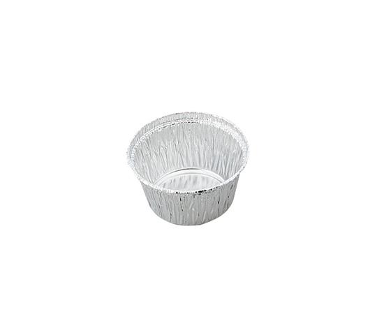 AS ONE 5-075-01 No.6 Aluminum Cup (50mL) 100 pcs