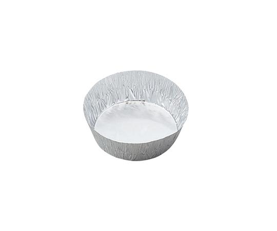 AS ONE 5-361-01 No.107 Aluminum Cup (60mL) 200pcs