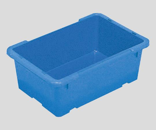 SANKO 2N Container Blue 232 x 154 x 80mm PP (polypropylene) 1.9L