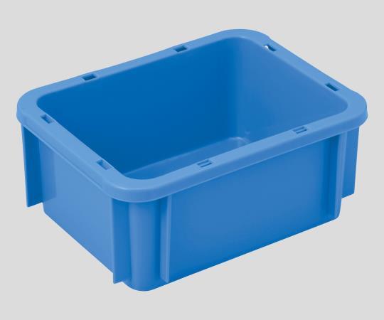 SANKO 2S Container Blue 194 x 146 x 81mm PP (polypropylene) 1.6L