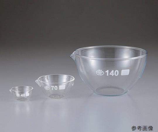 SIMAX 179/90 Evaporation Dish Flat Bottom 90mL Borosilicate glass