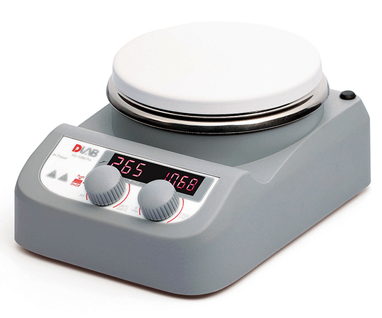 DLAB MS-H280-Pro Hot Stirrer 200 - 1500rpm 3 lit R.T to 280oC