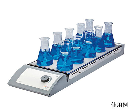DLAB MS-M-S10 Multi Electromagnetic Stirrer Approximately Max. 1100rpm 400mL x 10