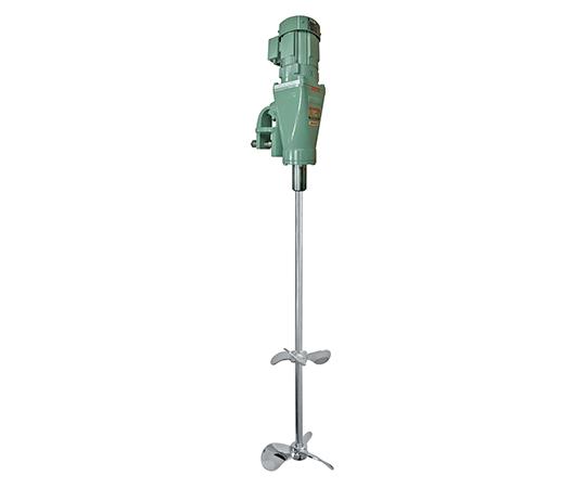 HANWAKAKOKI KP-4002B Portable Mixer Clamp Type 300/360rpm