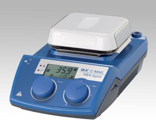 IKA C-MAGHS4digital Hot Stirrer CMAGHS4 Digital 100 - 1500rpm 5 lit 500oC