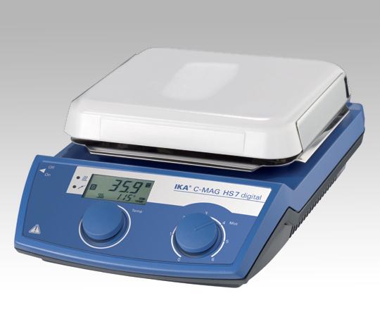 IKA C-MAGHS7digital Hot Stirrer CMAGHS7 Digital 100 - 1500rpm 10 lit 500oC