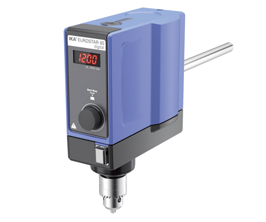 IKA EUROSTAR 60 Electronically Controlled Stirrer 30 - 2000rpm MAX 40L H2O